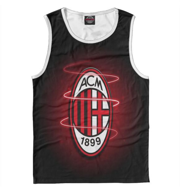 Купить Мужская майка AC Milan Logo ACM-553130-may-2