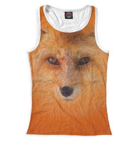 Купить Майка для девочки Лиса FOX-376028-mayb-1