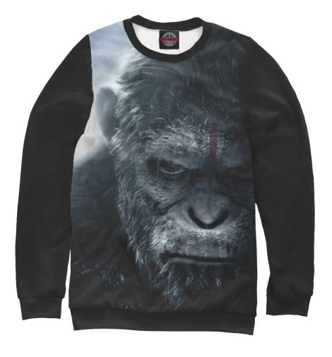 Свитшот Print Bar Планета обезьян: Революция свитшот print bar война планеты обезьян