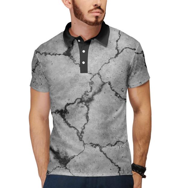 Купить Поло для мальчика Gray Texture APD-297772-pol-2
