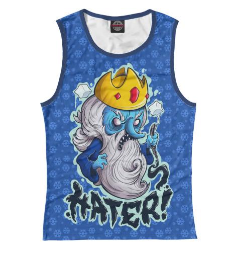Майка Print Bar Ice King лонгслив printio ice king x batman