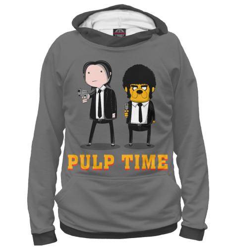Худи Print Bar Pulp Time худи print bar pulp fiction
