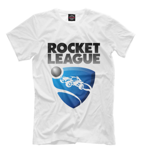 Футболка Print Bar Rocket league