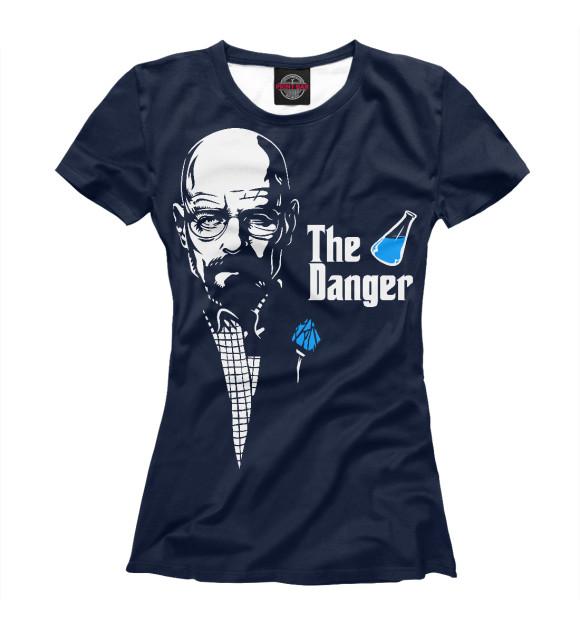 Купить Женская футболка Хайзенберг VVT-271068-fut-1
