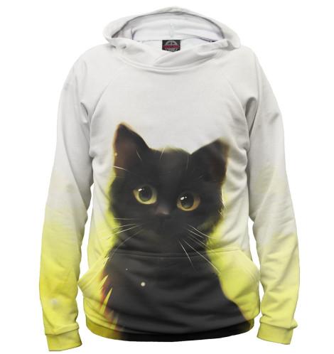 Купить Женское худи Коты CAT-662749-hud-1