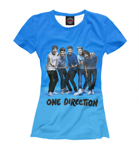 Футболка Print Bar One Direction худи print bar one direction