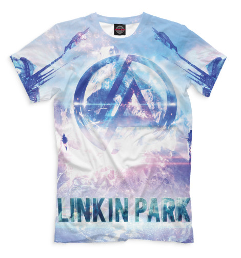 Купить Футболка для мальчиков Linkin Park LIN-962558-fut-2