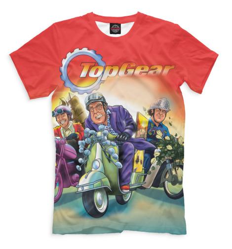 Купить Мужская футболка Top Gear TPG-354904-fut-2