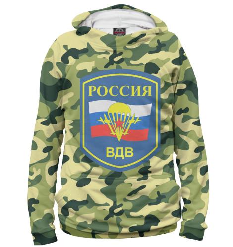 Женское худи Россия ВДВ Print Bar VDV-312403-hud
