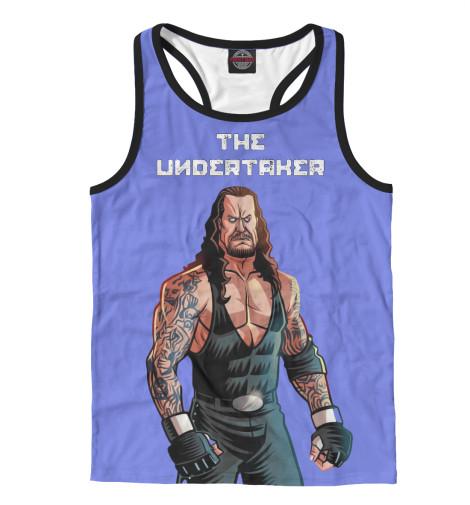 Майка борцовка Print Bar The Undertaker майка борцовка print bar the day is my enemy