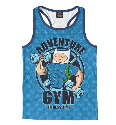 Майка борцовка Print Bar Adventure Gym худи print bar adventure gym