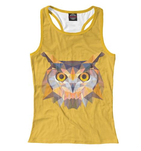 Купить Женская майка-борцовка The Owl APD-299241-mayb-1