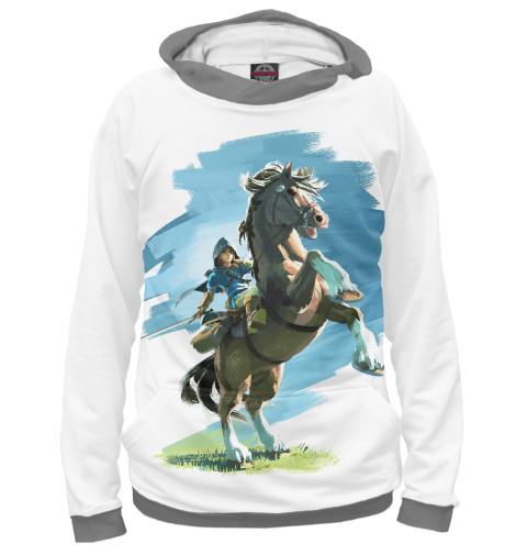 Худи Print Bar The Legend of Zelda Horses the legend of jig dragonslayer