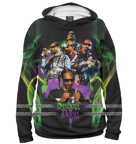 Худи Print Bar Snoop Dogg худи print bar гладкое море