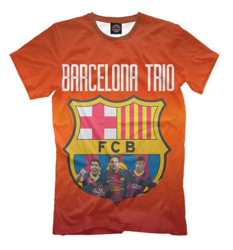 Футболка Print Bar Barcelona trio поло print bar barcelona trio