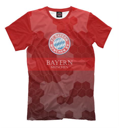 где купить Футболка Print Bar Bayern Munchen по лучшей цене
