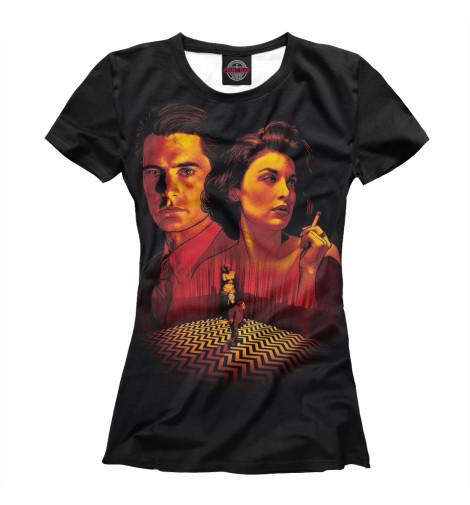 Футболка Print Bar Twin Peaks футболка print bar shogun assassin