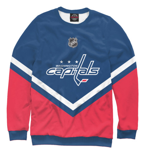 Свитшот Print Bar Washington Capitals свитшот print bar война миров z
