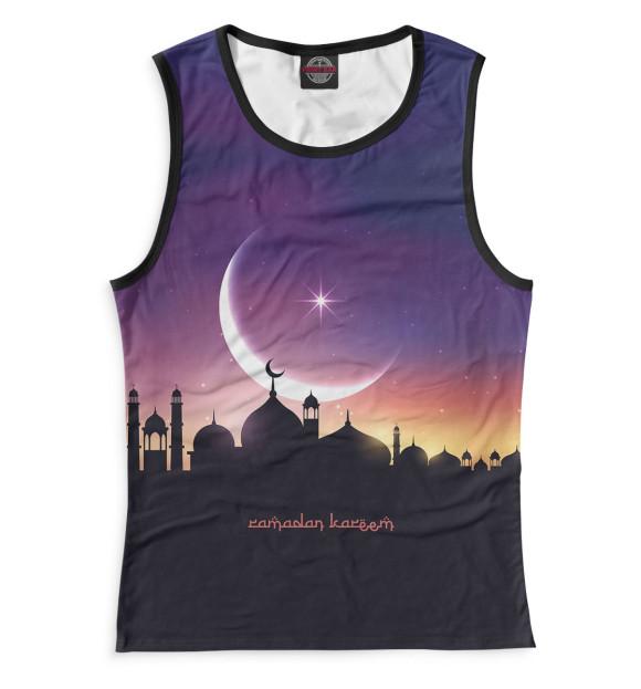 Купить Майка для девочки Рамадан Карим ISL-225824-may-1