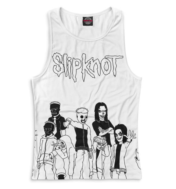 Майка для девочки Slipknot SLI-386514-mayb-1  - купить со скидкой
