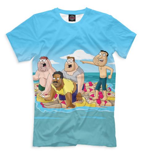 Мужская футболка Гриффины