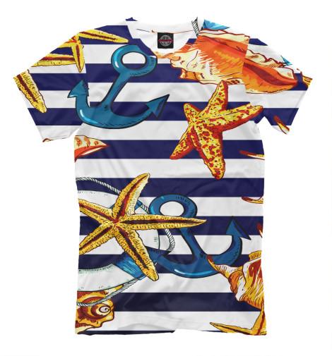 Футболка Print Bar Море футболка print bar гладкое море