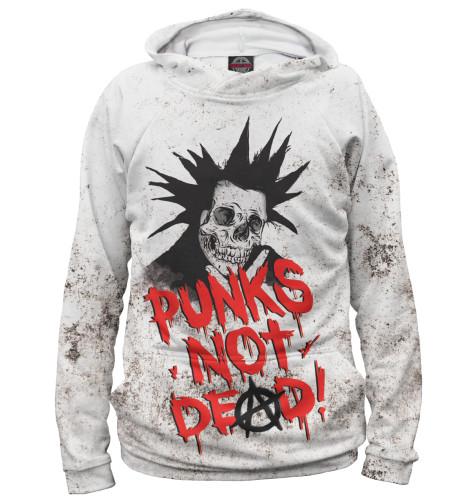 Худи Print Bar Punks not Dead! худи print bar the walking dead