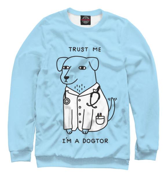 Купить Мужской свитшот Dogtor VRC-851985-swi-2