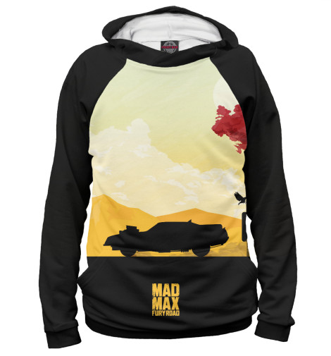 Худи Print Bar Mad Max худи print bar mad max page 3