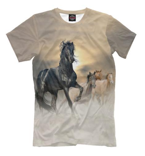 Футболка Print Bar Лошади футболка print bar лошади
