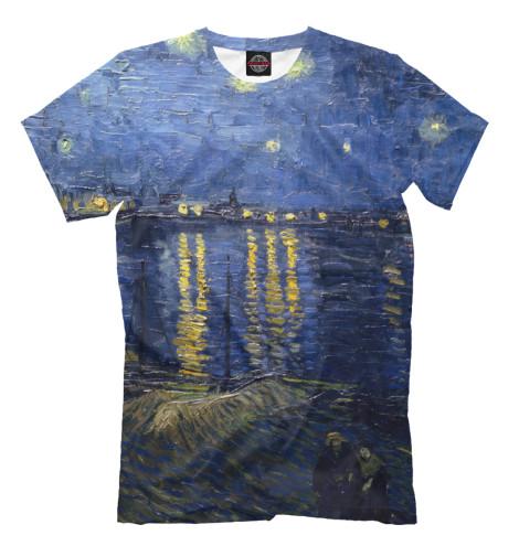 Купить Мужская футболка Ван Гог GHI-389648-fut-2