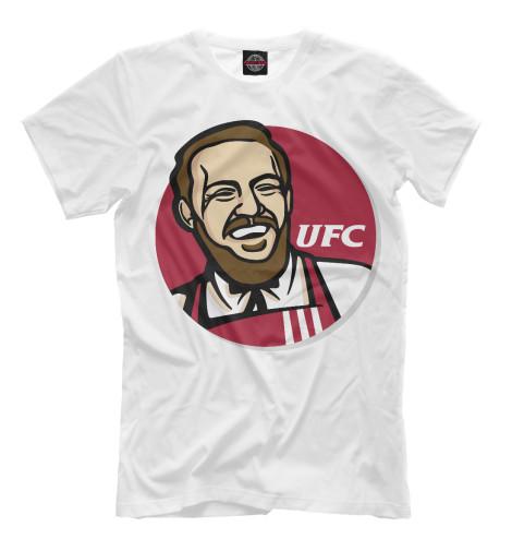 Купить Мужская футболка Конор МакГрегор MCG-343299-fut-2