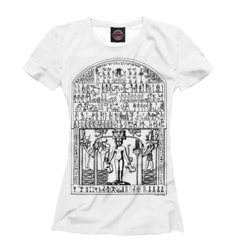 Футболка Print Bar Древний Египет египет путеводитель выпуск 328