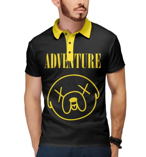 Поло Print Bar Adventure Jake худи print bar adventure fiction