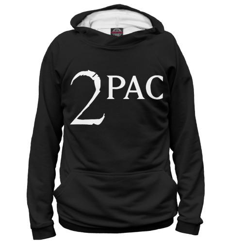 Худи Print Bar 2Pac лонгслив printio тупак шакур 2pac