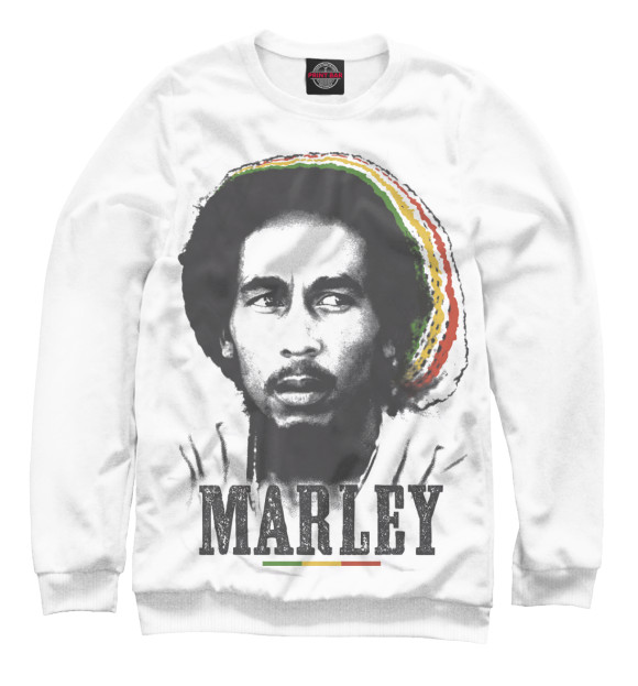 Купить Женский свитшот Bob Marley BOB-296280-swi-1