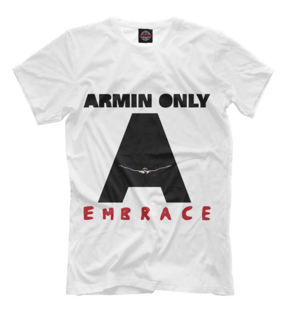 Купить Мужская футболка Armin Only Embrace Armin van Buuren