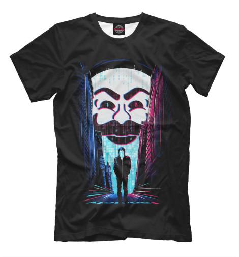 Купить Мужская футболка Мистер Робот APD-156888-fut-2