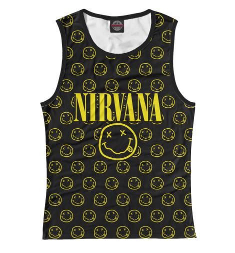 Майка Print Bar Nirvana Forever nirvana