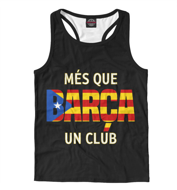 Купить Мужская майка-борцовка Barca BAR-978716-mayb-2