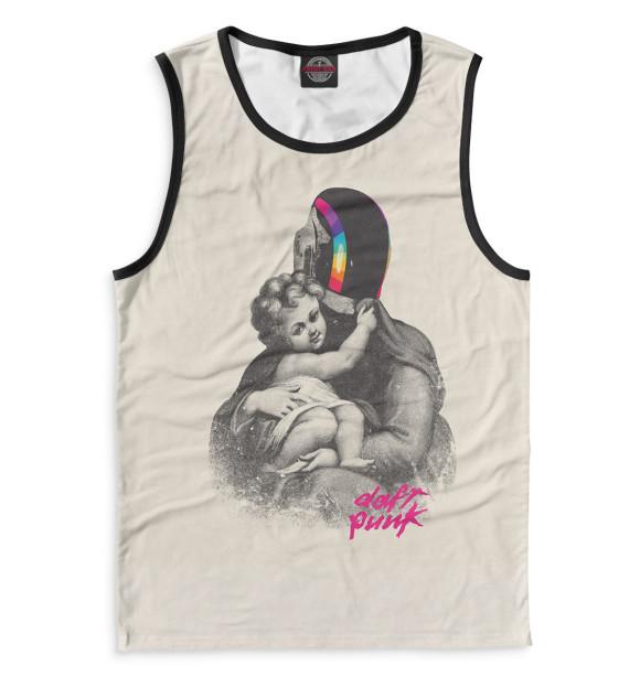 Купить Мужская майка Daft Punk DFP-768050-may-2