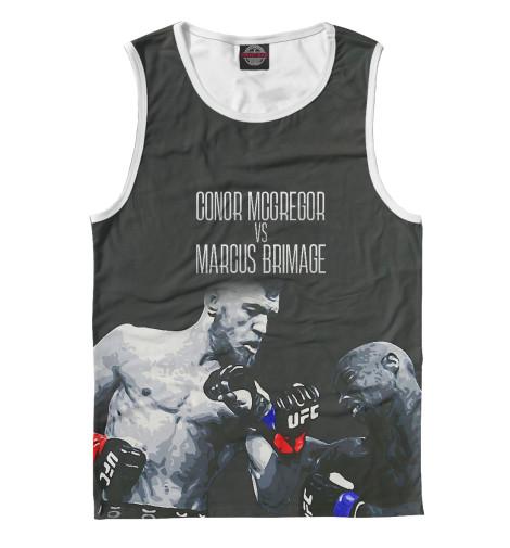 Майка Print Bar Conor McGregor and Marcus Brimage цены онлайн