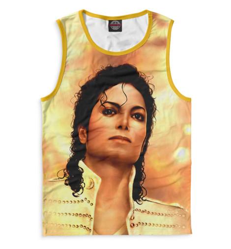 Мужская майка Michael Jackson