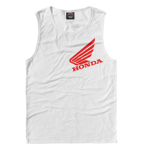 Майка Print Bar Honda Logo майка борцовка print bar honda logo