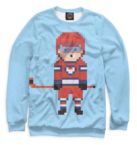 Купить Свитшот для девочек Хоккей HOK-552823-swi-1