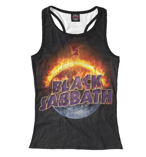 Купить Майка для девочки Black Sabbath MZK-171580-mayb-1