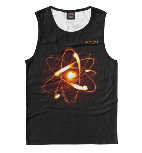 Майка Print Bar Атом
