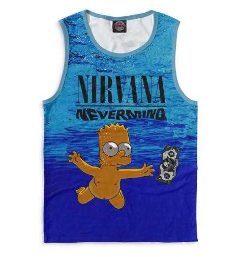 Купить Майка для мальчика Nevermind NIR-635320-may-2