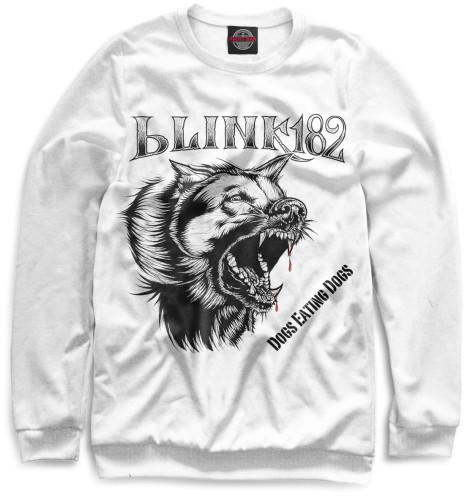Мужской свитшот blink-182