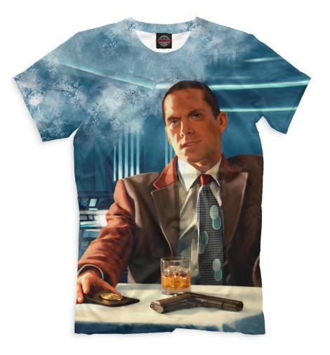 Мужская футболка L.A. Noire